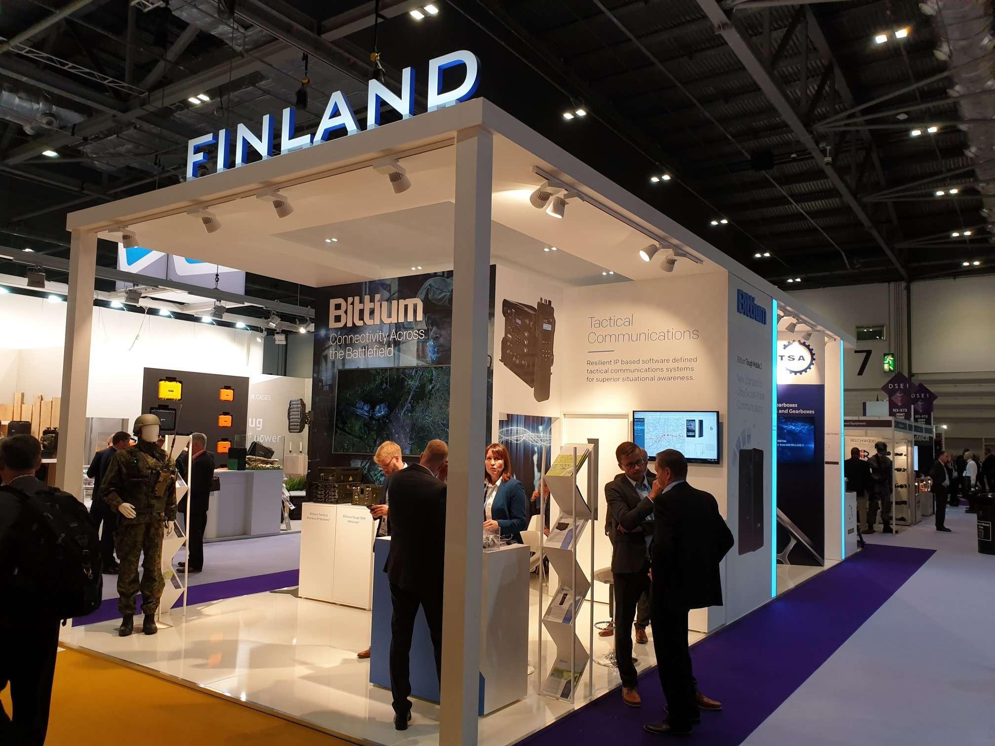 Finland DSEI 2019 London