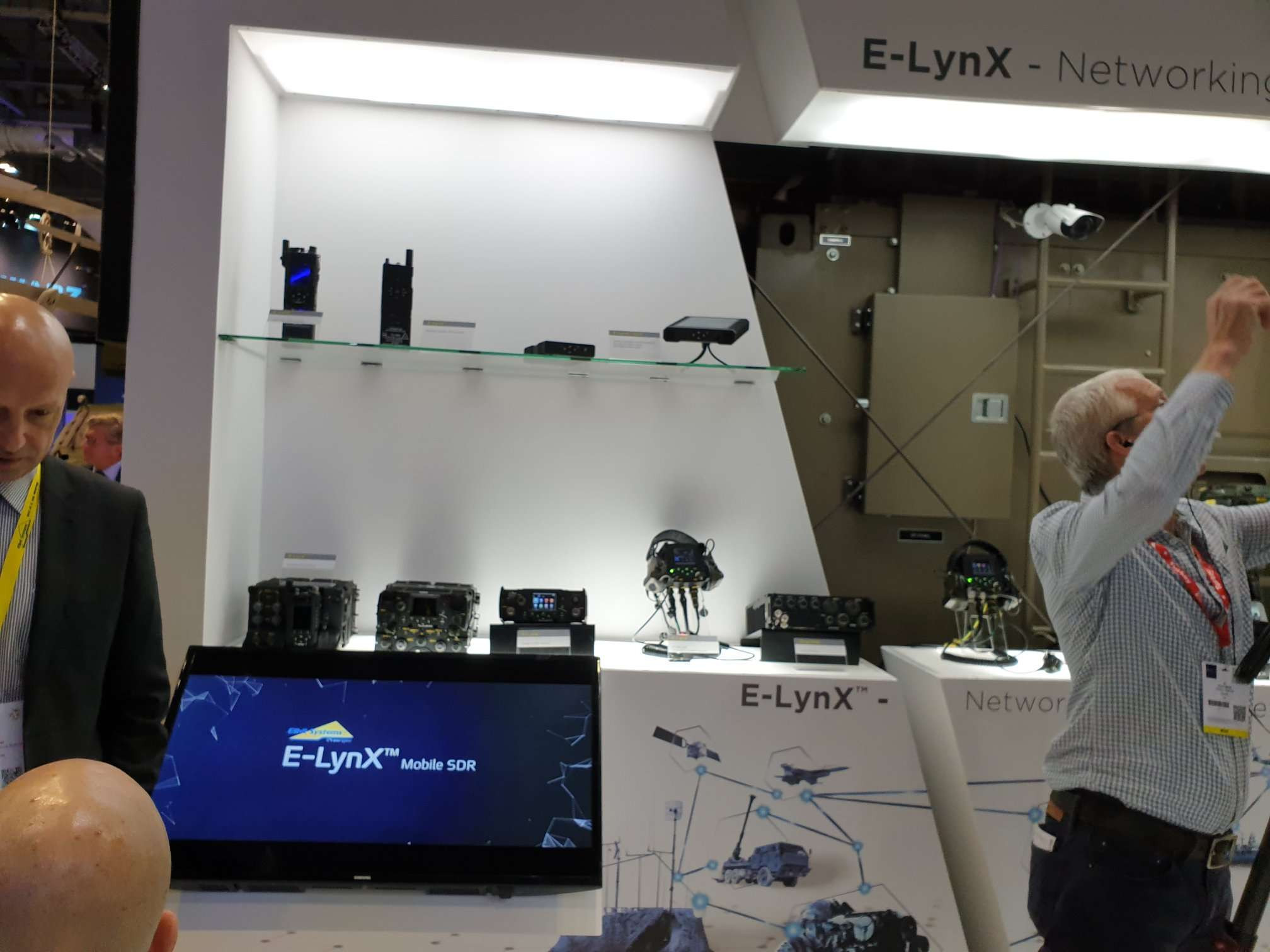 E-LynX Networking DSEI 2019 London