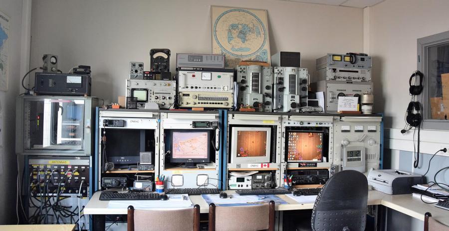 OR18ONZ Radio Shack, Knokke, Belgium