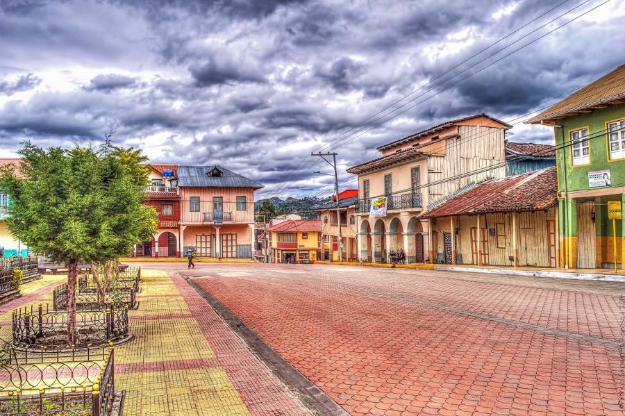 HC5TLM Deleg, Canar, Ecuador