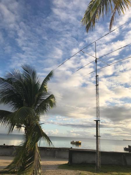 ZK3A Tokelau 26 September 2019 Image 1