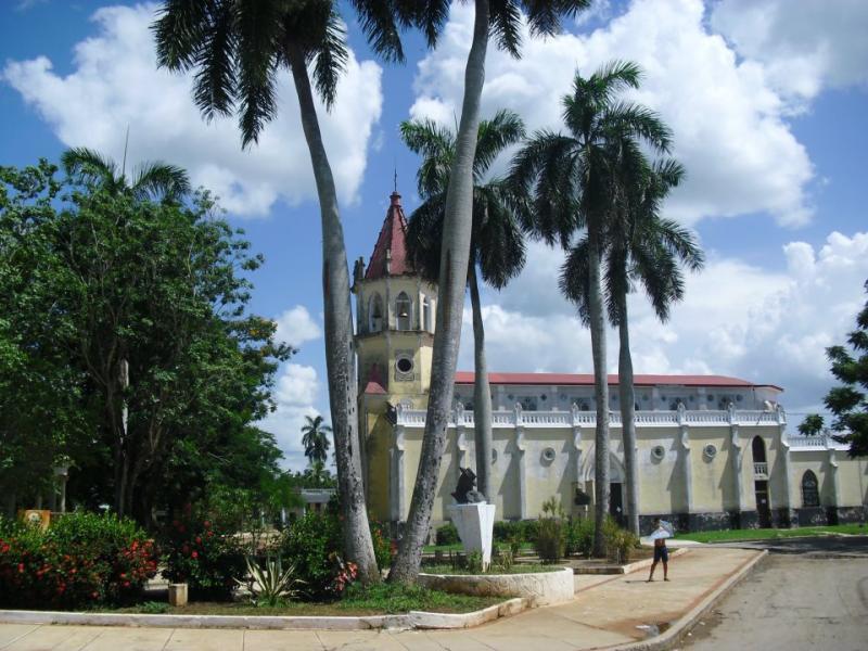 T43MY Parque Camilo Cienfuegos, San José de las Lajas. Mayabeque, Cuba.