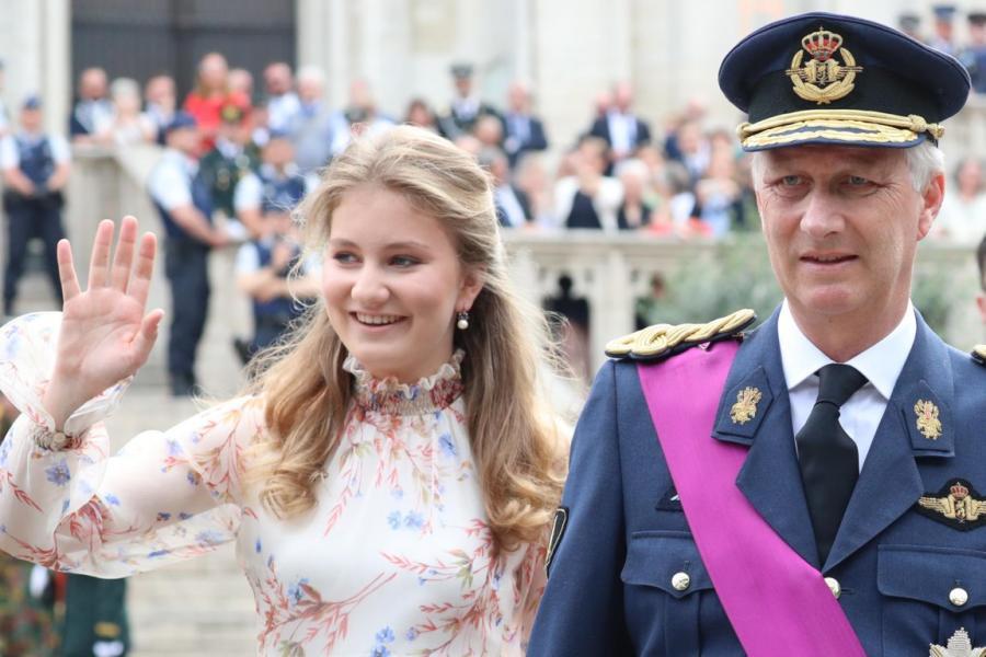 OR18OSA Crown Princess Elisabeth, Belgium