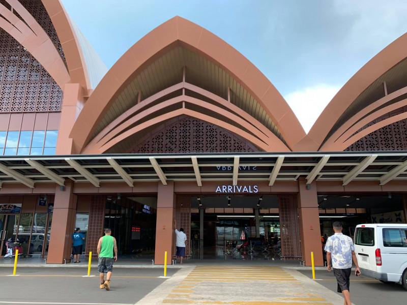 ZK3A Tokelau DX Pedition Ukranian Team Apia, Samoa. Faleolo International Airport