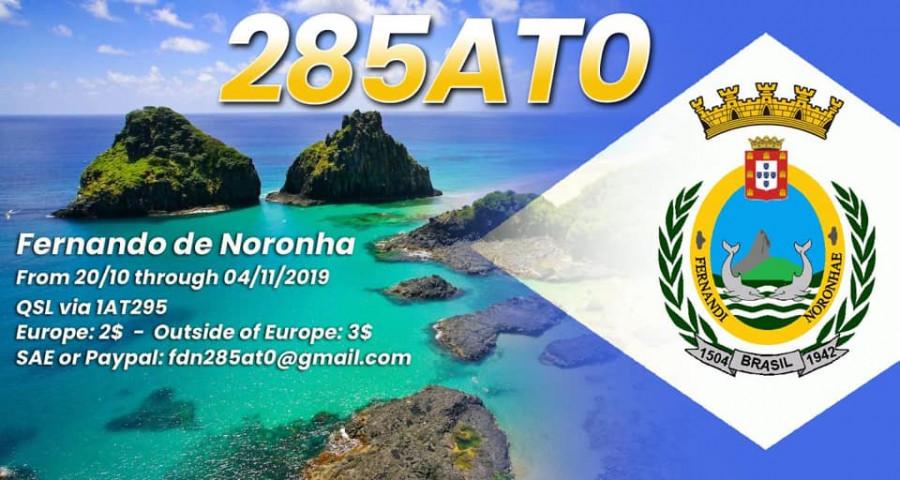 285AT0 Fernando de Noronha Island