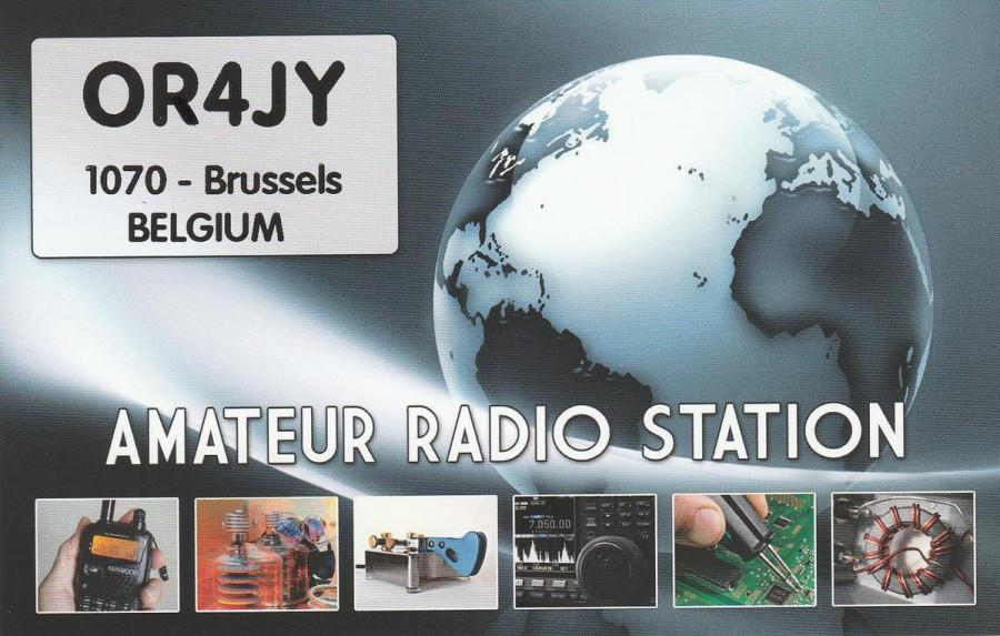 OR4JY Brussels, Belgium