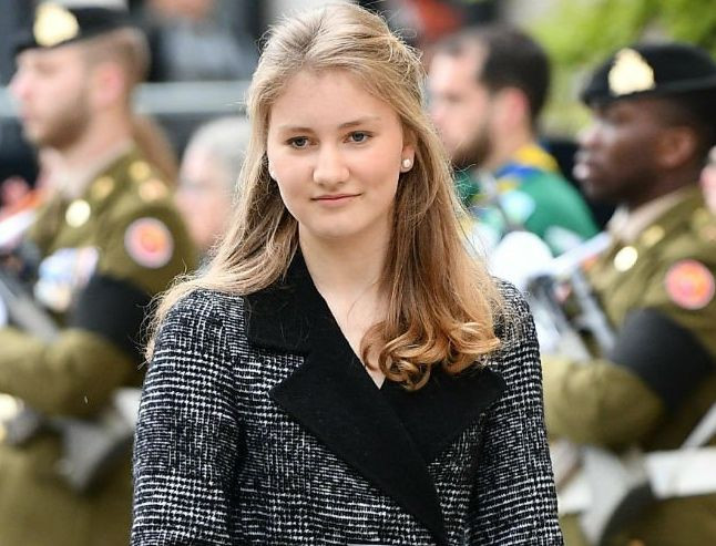 OR18TRA Crown Princess Elisabeth, Belgium