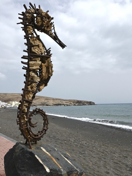 EA8/OL1A Fuerteventura Island, Canary Islands