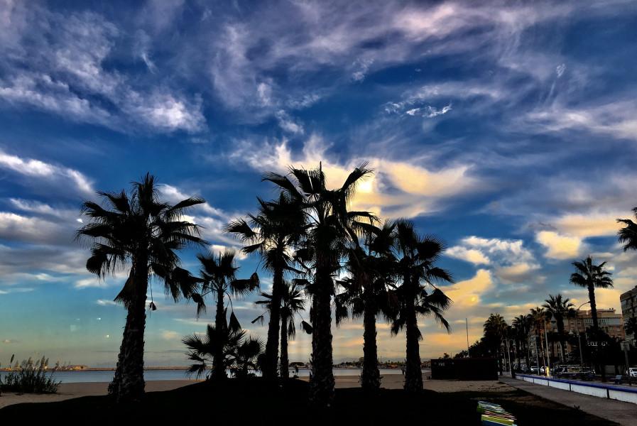 EA9/EA4NF Sunset, Melilla