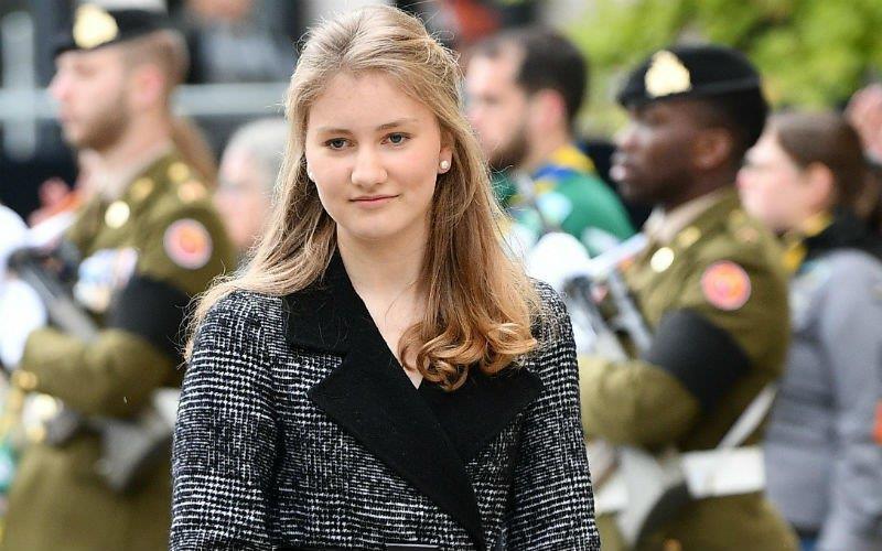 OR18TLS Crown Princess Elisabeth, De Pinte, Belgium