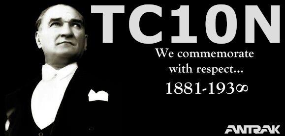 TC10N Ataturk Memorial Day, Ankara, Turkey