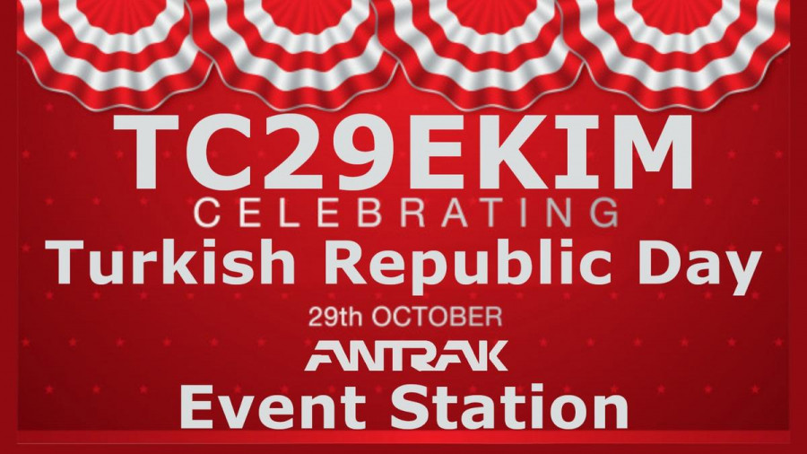 TC29EKIM Turkish Republic Day, Ankara, Turkey