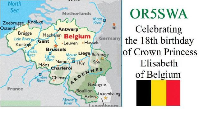 OR5SWA Francois Gorremans, Zandhoven, Belgium