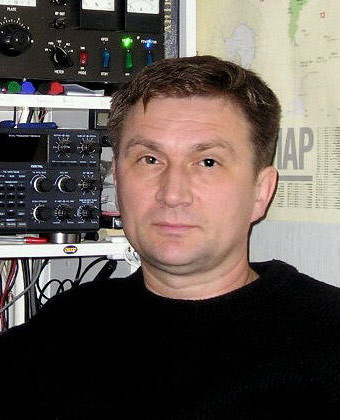 RA3AET Igor Teslik, Moscow, Russia
