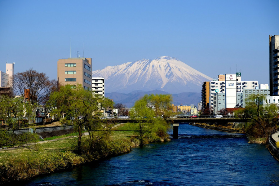 8J7M Morioka, Japan