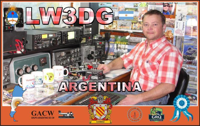 LQ3D Eduardo Gomez, Villa del Plata, Argentina