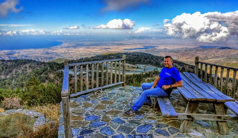 5B60ALJ Mike Zaskalet, Peyia, Cyprus