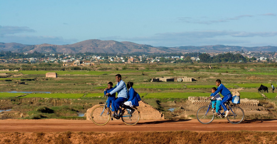 5R8FU Antananarivo, Madagascar