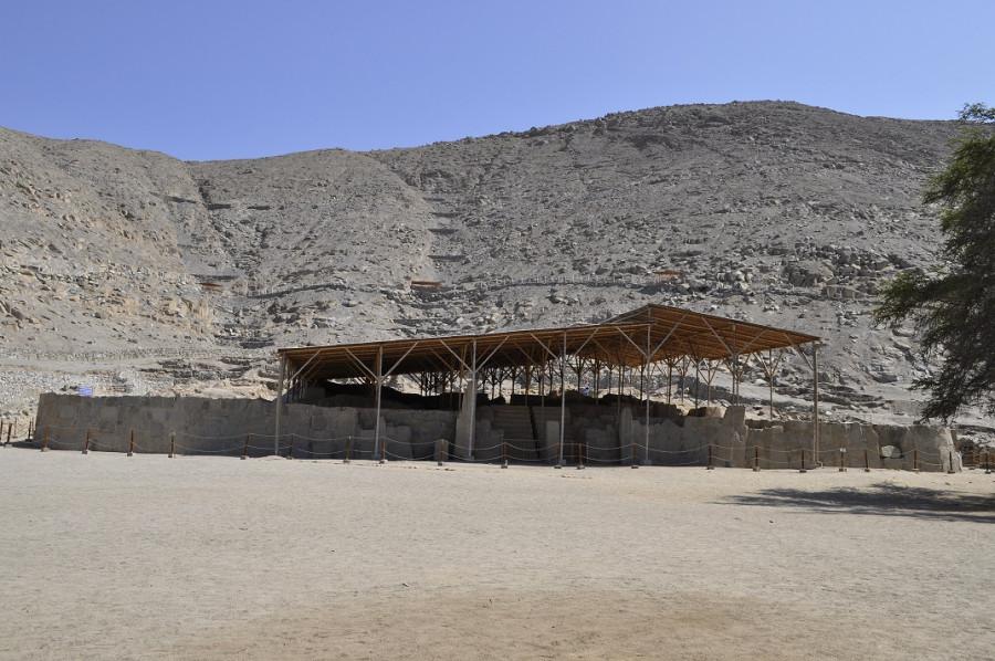 OC3CS Cerro Sechin, Casma, Peru