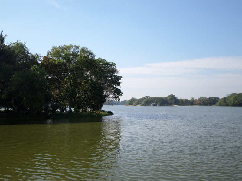 XZ2D Inya Lake, Yangon, Myanmar
