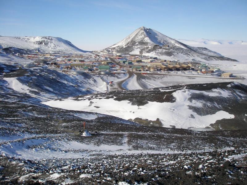 KC4/W2RTO McMurdo Station, Antarctica
