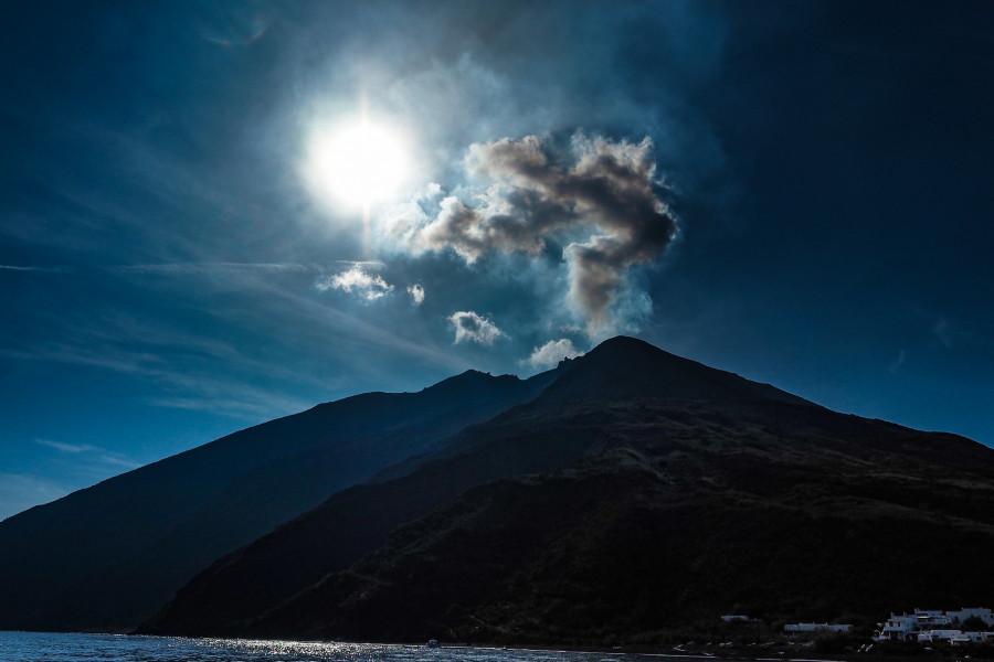 ID9/OE3GEA Stromboli Island