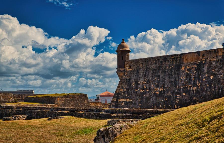 KP3DX Castillo San Cristobal, San Juan, Puerto Rico