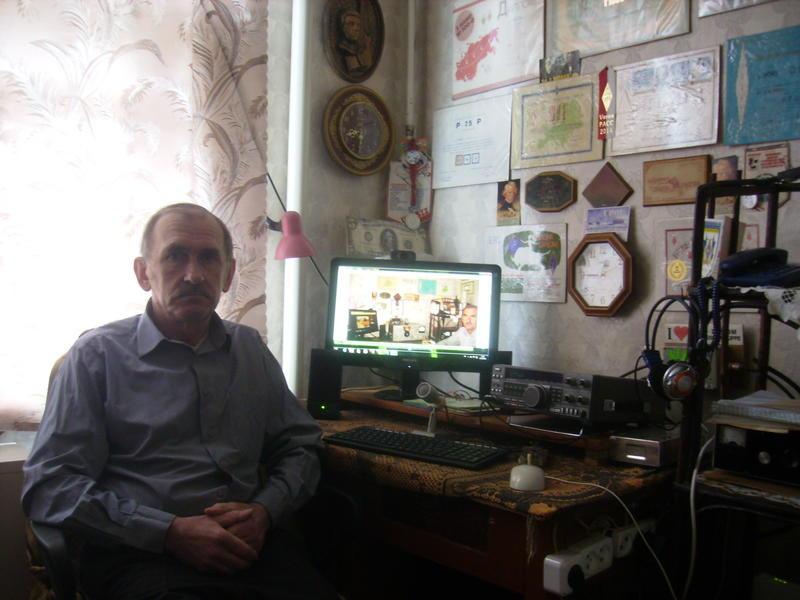 UX1CL Vladimir Winarsky, Smela, Ukraine