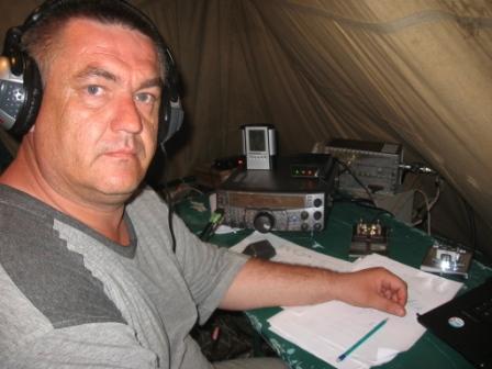 UR7EC Alexander Mislavsky, Pavlograd, Ukraine