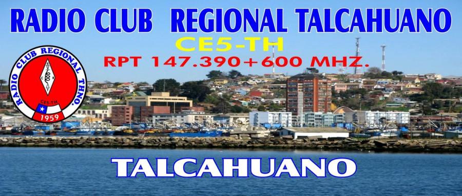 XR60TH Radio Club Talcahuano, Chile