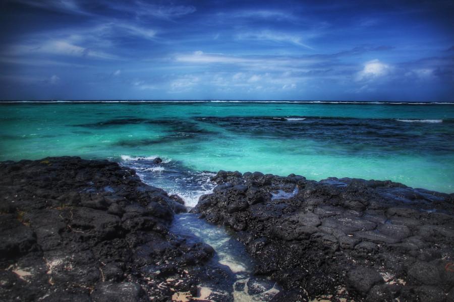 3B8/K1ZZ Mauritius Island
