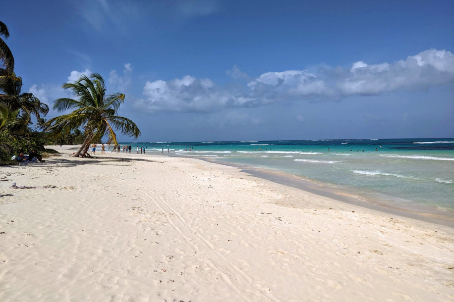KP4RV Playa Flamenco, Culebra Island, Puerto Rico.