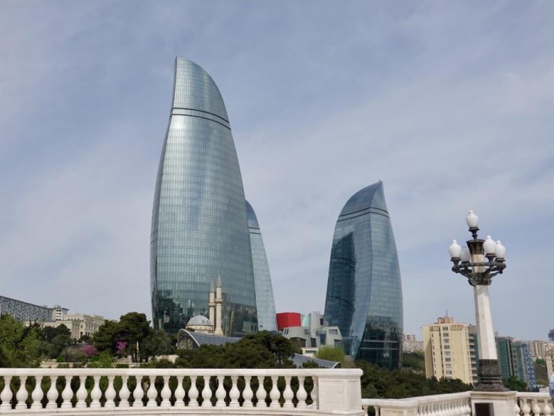 4K6/TA7AOF Baku, Azerbaijan