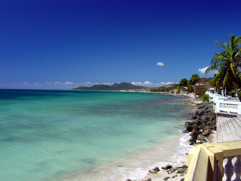 KP4/AA7CH Vieques Island, Puerto Rico