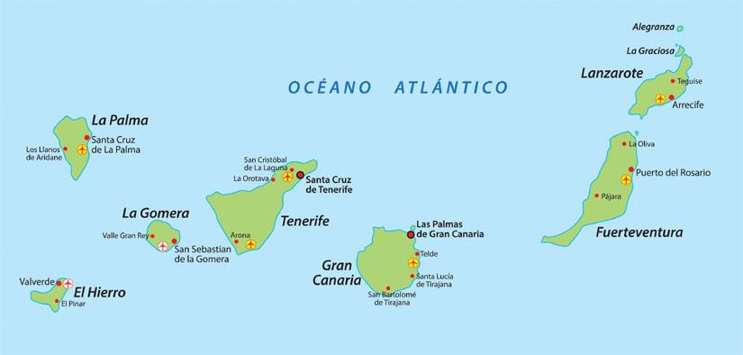 ED8M Los Llanos de Aridane, La Palma, Canary Islands