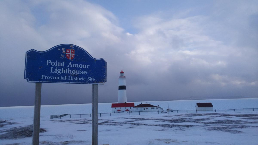 VO2AC VO2AAA VO1HP/VO2 Point Amour Lighthouse, Labrador, Canada