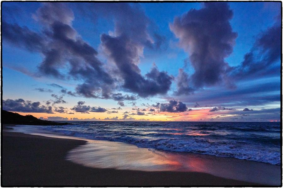 WH6TR Donkey Beach, Kealia, Kauai Island, Hawaiian Islands