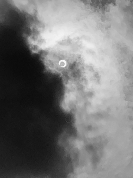 Solar Eclipse Singapore Image 4