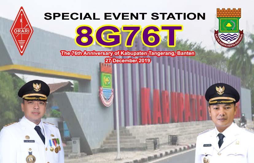 8G76T Banten, Indonesia