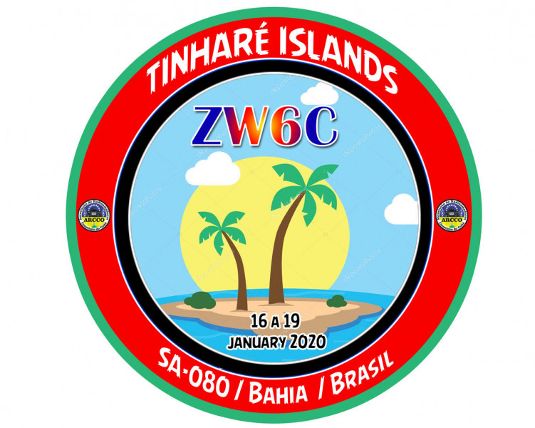 ZW6C Tinhare Islands, Brazil