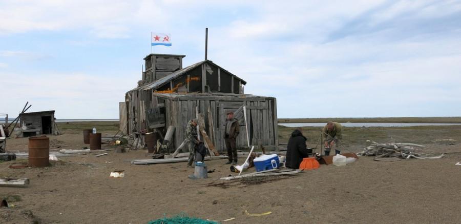 R207RRC Kosa Dvukh Pilotov Island, Russia