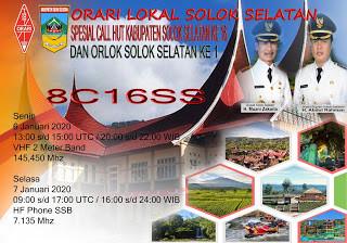 8C16SS Selatan, West Sumatra, Indonesia