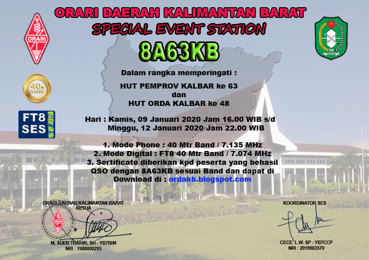 8A63KB Pontianak, West Borneo, Indonesia