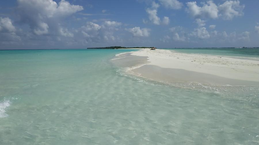 8Q7BS Mahibadhoo Atoll, Maldives Beach