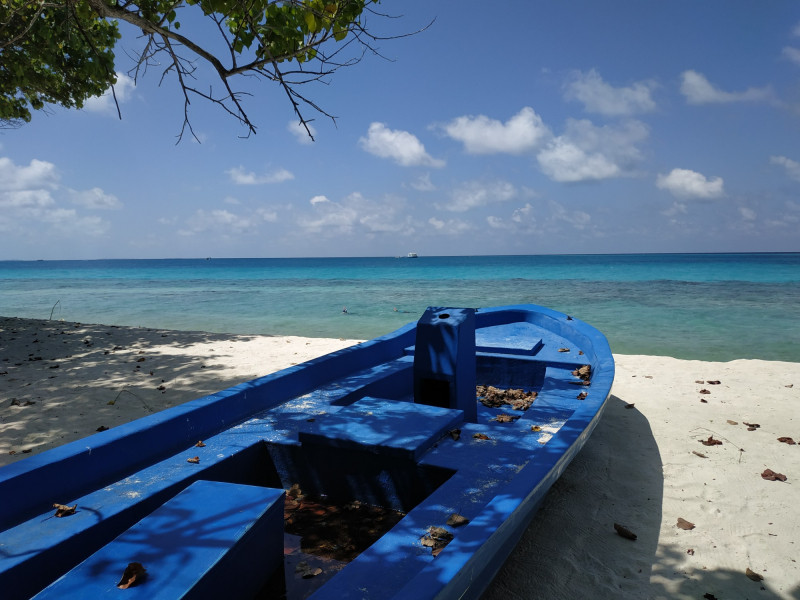 8Q7BS Mahibadhoo Atoll, Maldives Image 3