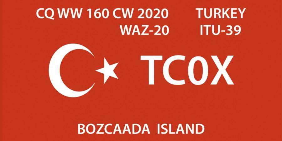 TC0X Bozcaada Island, Turkey