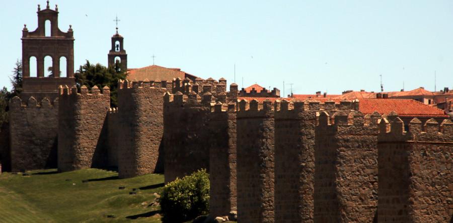 EA1P Avila, Spain