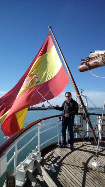 EA7E Pedro Perjon Vela, Sanlucar de Barrameda, Spain