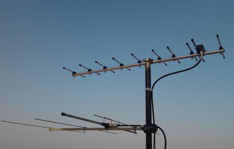 EA4U Collado Villalba, Madrid, Spain