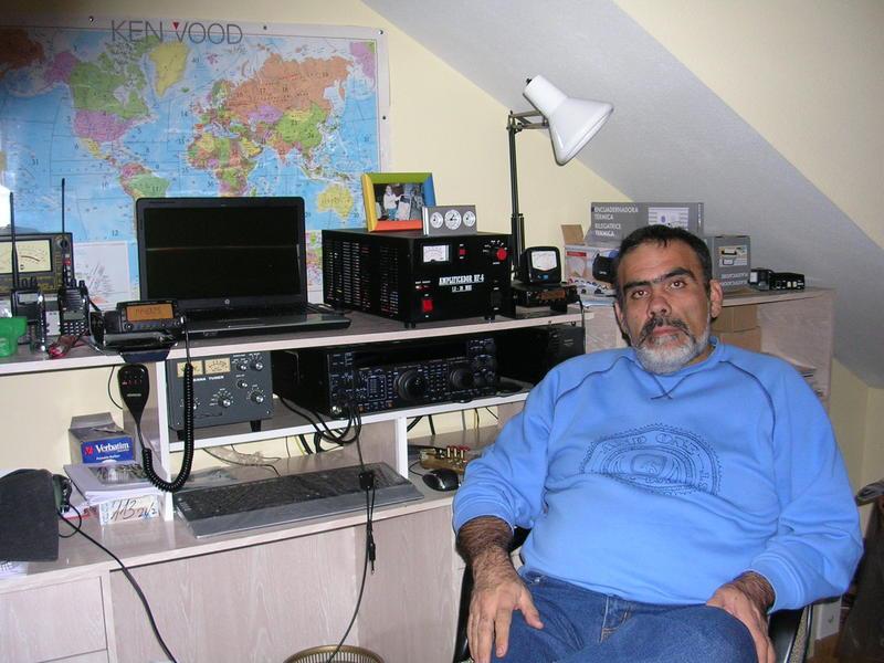 EA4S Jose Manuel Pardeiro Gonzalez, Parla, Madrid, Spain